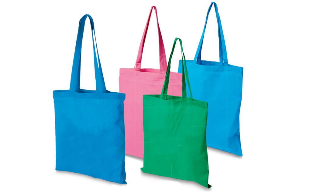 Un'idea ecologica: shopper personalizzate
