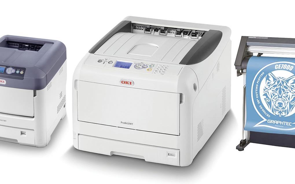 Stampanti laser  compatibili con carte transfer